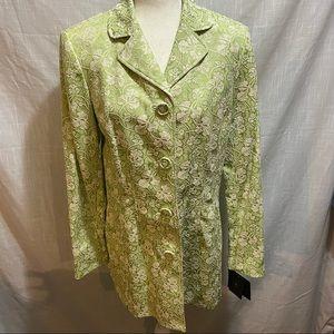 Liz Claiborne jacket/coat 12 NWT